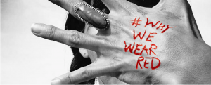 #why we wear red