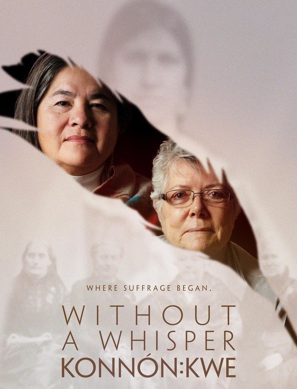 Without A Whisper - Konnón:Kwe Film Poster