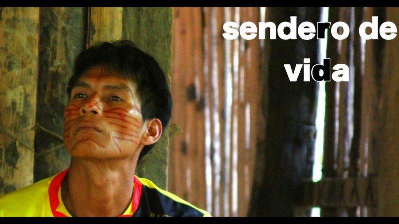 Sendero De Vida' Film Poster