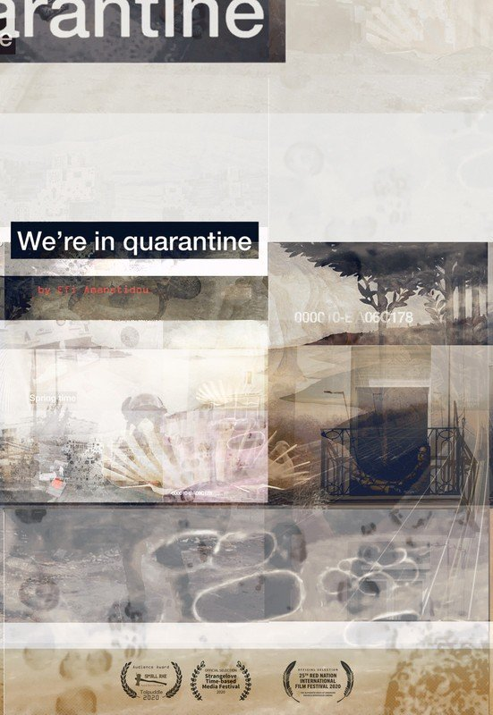 We're In Quarantine Film Poster