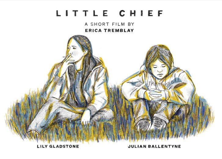 Little Chief Film Poster