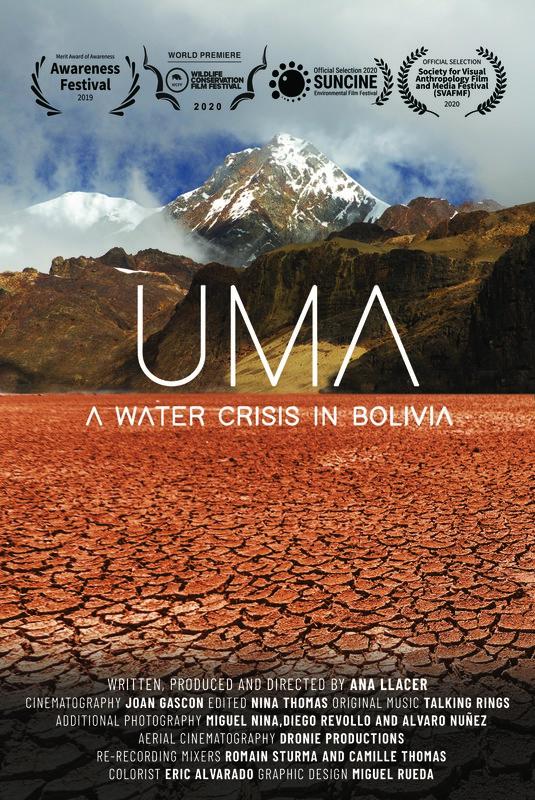 Uma: A Water Crisis In Bolivia Film Poster