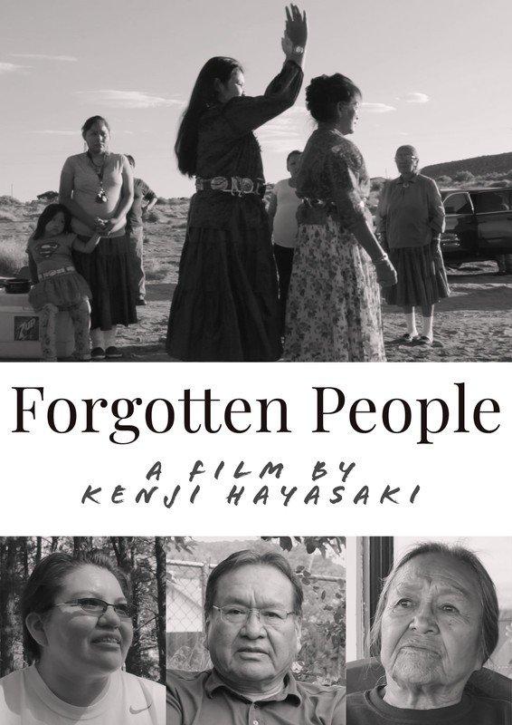 Forgotten People Film Poster