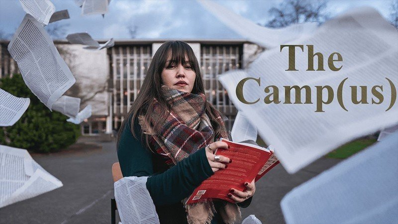 The Camp(us) Film Poster