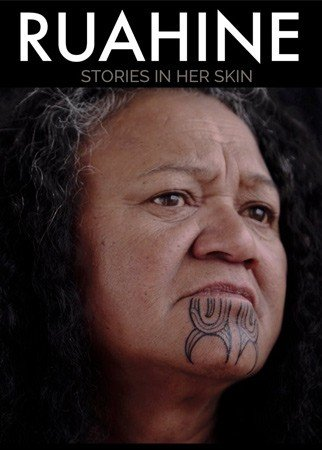 Ruahine: Stories In Her Skin Film Poster