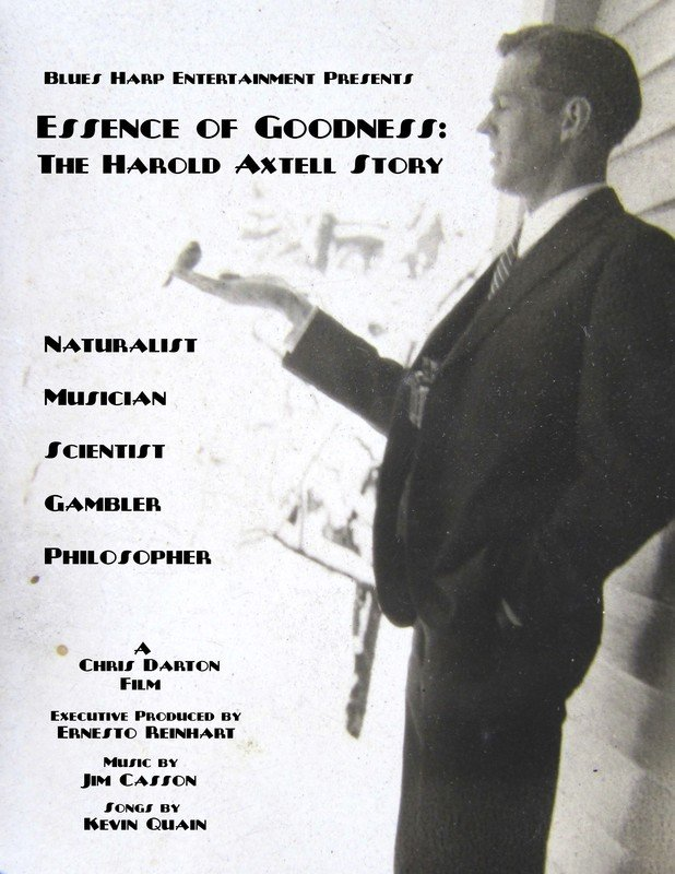 Essence Of Goodness: The Harold Axtell Story Film Poster