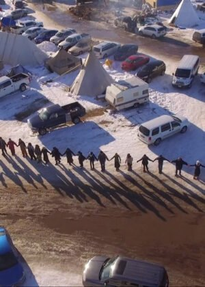 Chasing The Signal: A Standing Rock Story Film Poster