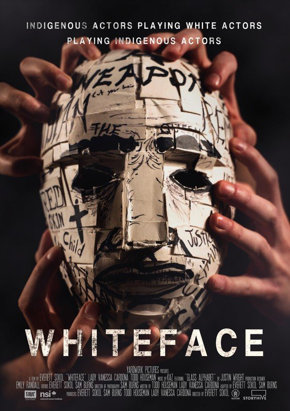 Whiteface Film Poster