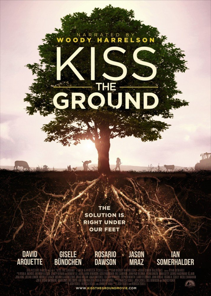 Kiss the Ground Film Poster
