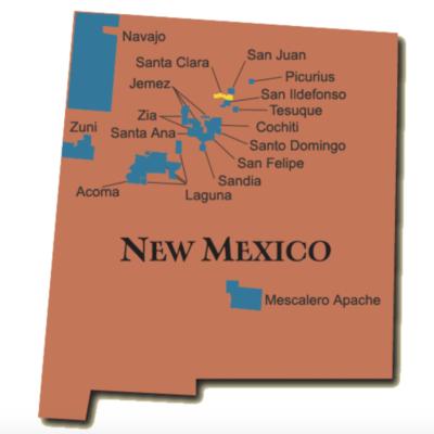 NewMex-map